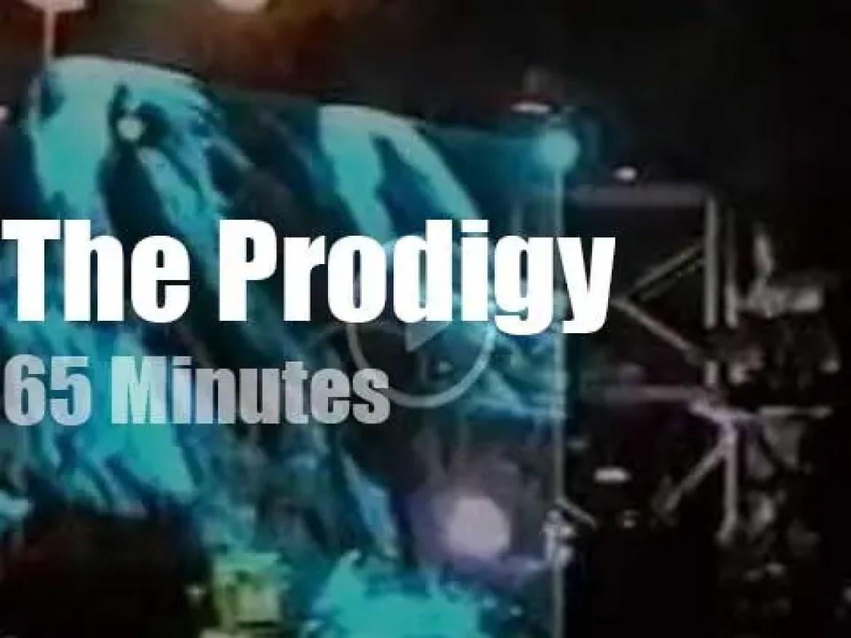 The Prodigy destroy Athens (1993)
