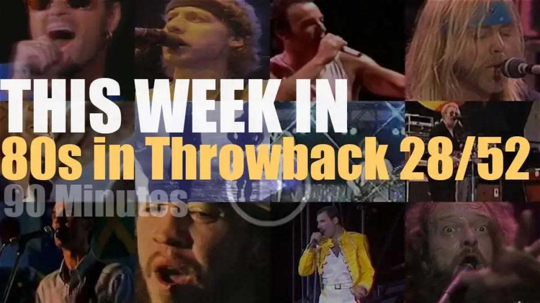 This week In '80s Throwback' 28/52