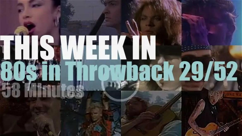 This week In '80s Throwback' 29/52