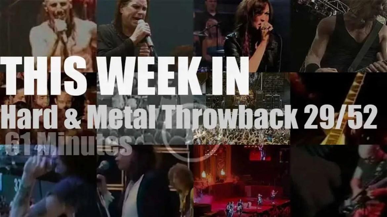 This week In  'Hard & Metal Throwback'  29/52