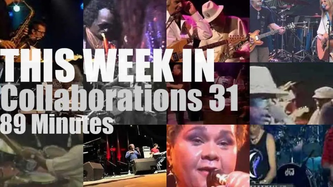 This week In One-Off Collaborations 31