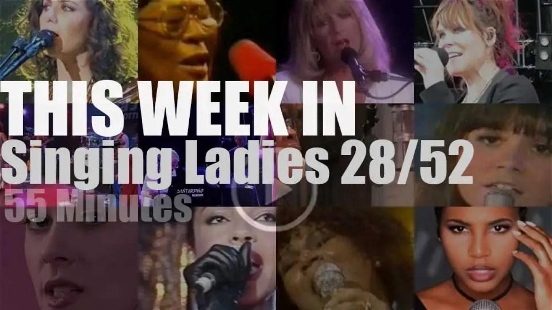 This week In Singing Ladies 28/52