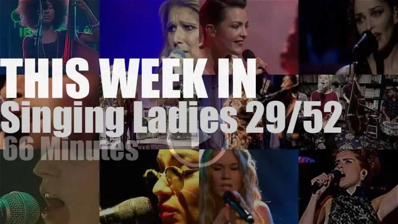 This week In Singing Ladies 29/52