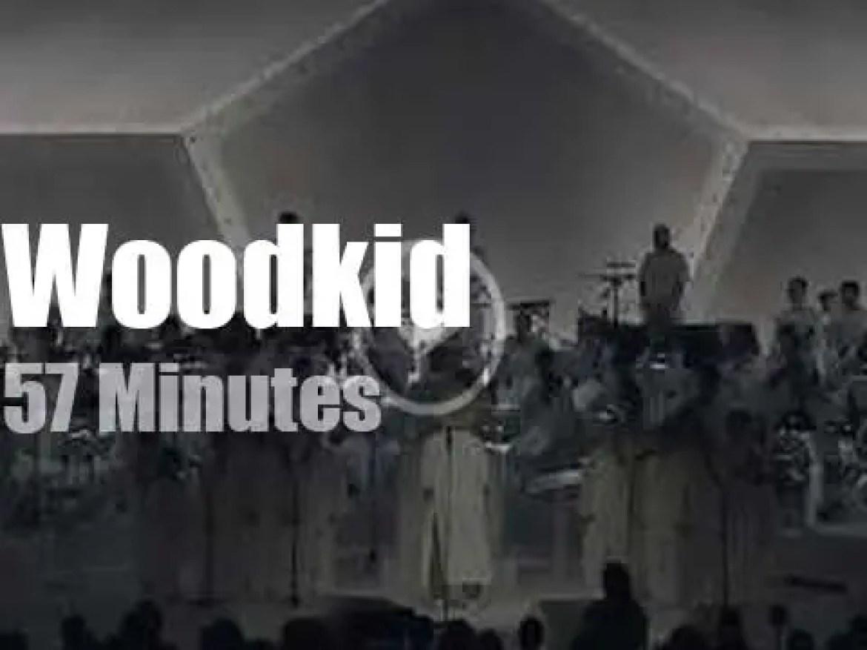 Woodkid 'symphonizes' Montreux (2016)
