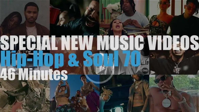 Hip-Hop & Soul  New Music Videos 70