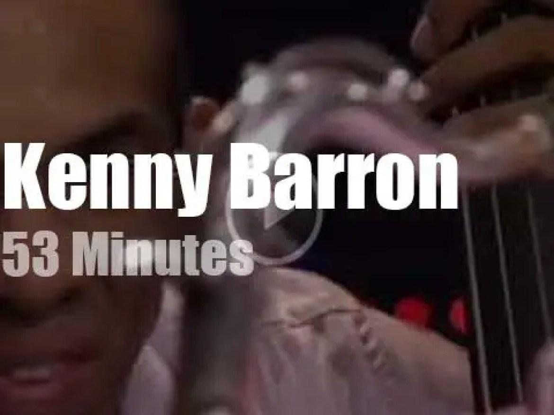 Kenny Barron attends 'Jazz in Marciac' (2010)