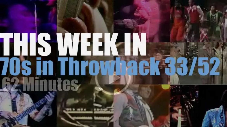 This week In  '70s Throwback' 33/52
