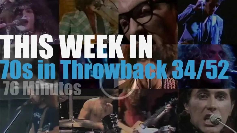 This week In '70s Throwback' 34/52
