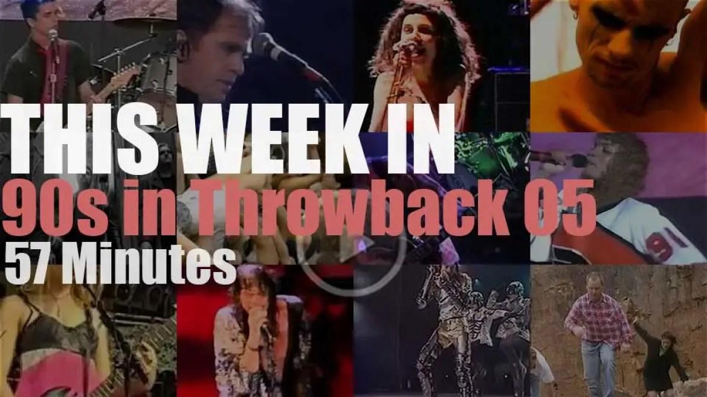 This week In  '90s Throwback' 05