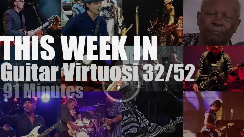 This week In Guitar Virtuosi 32/52