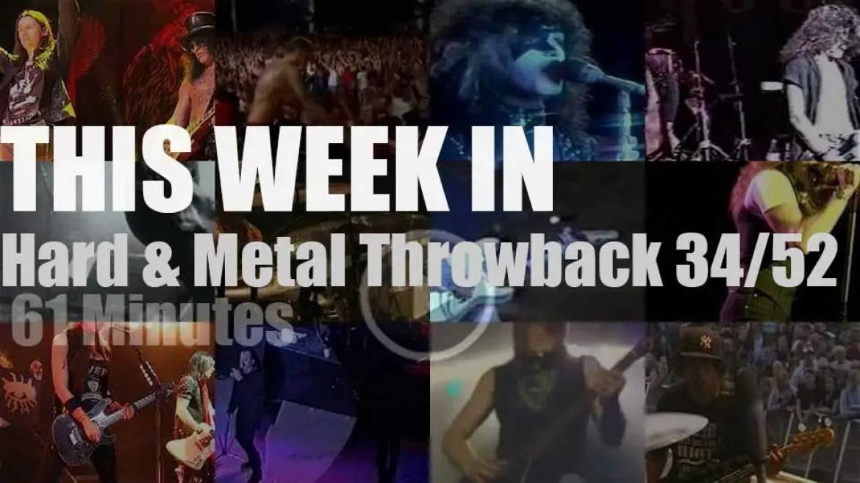 This week In 'Hard & Metal Throwback' 34/52