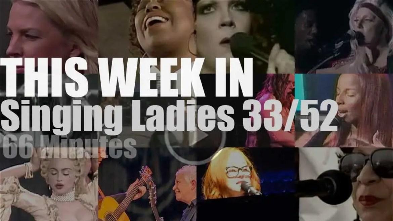 This week In Singing Ladies 33/52