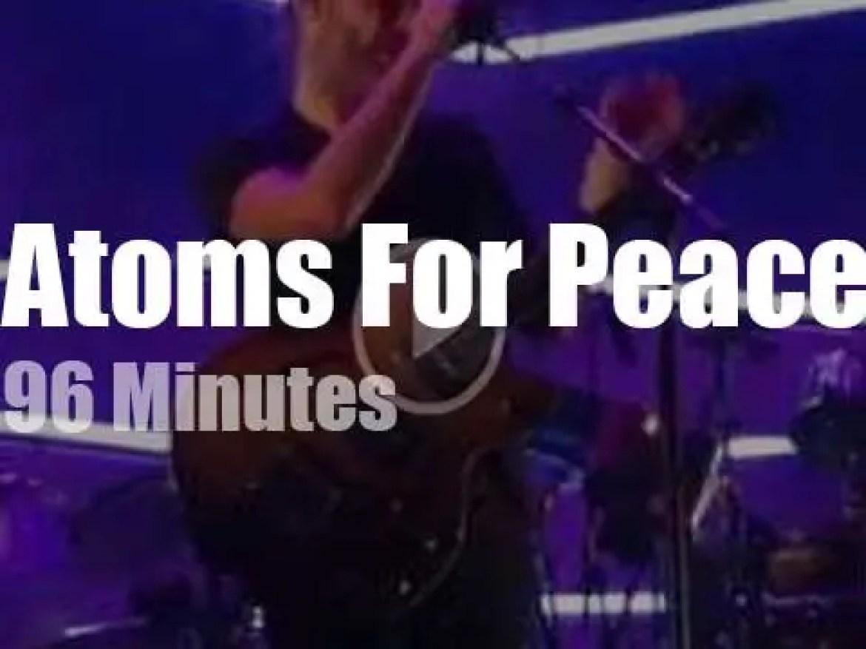Atoms For Peace pacify Philadelphia (2013)