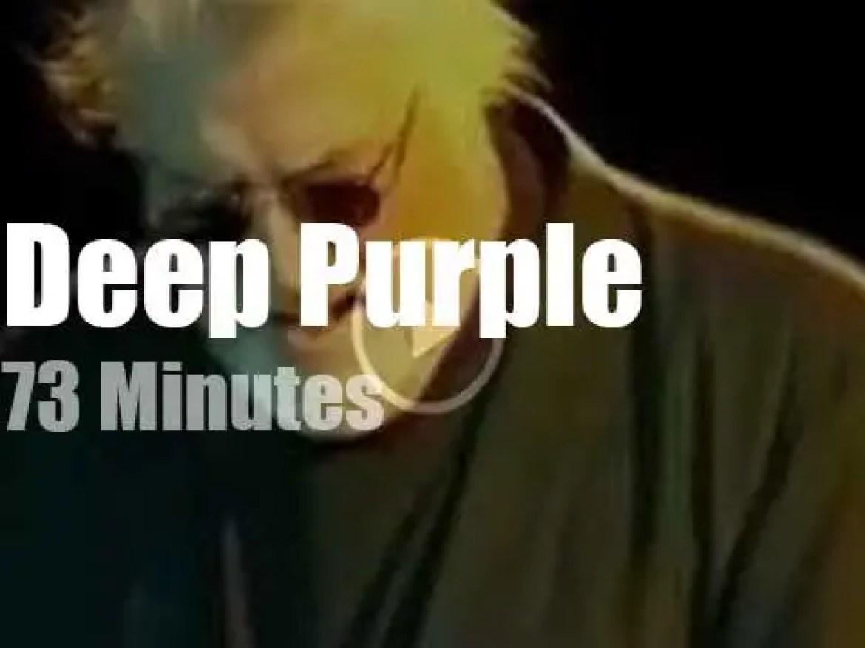 Deep Purple visit Kiev, Ukraine (1996)