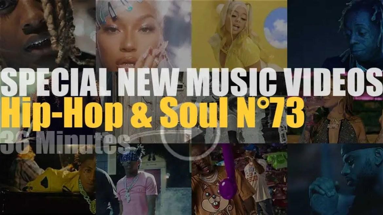 Hip-Hop & Soul  New Music Videos N°73