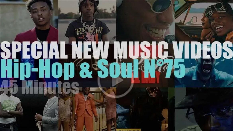 Hip-Hop & Soul  New Music Videos N°75