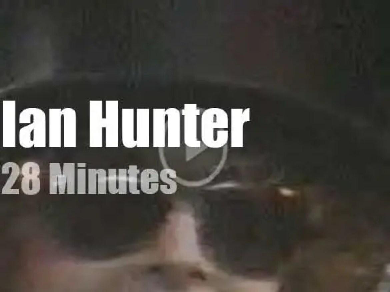 Ian Hunter visit New-York (1981)