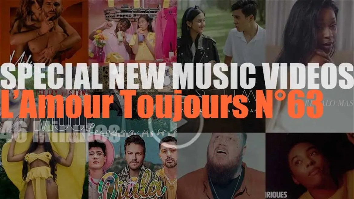 'L'Amour Toujours' Special New Music Videos N°63