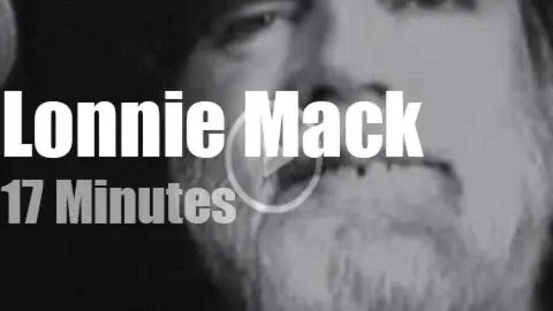 Lonnie Mack visits Pittsburgh  (1991)