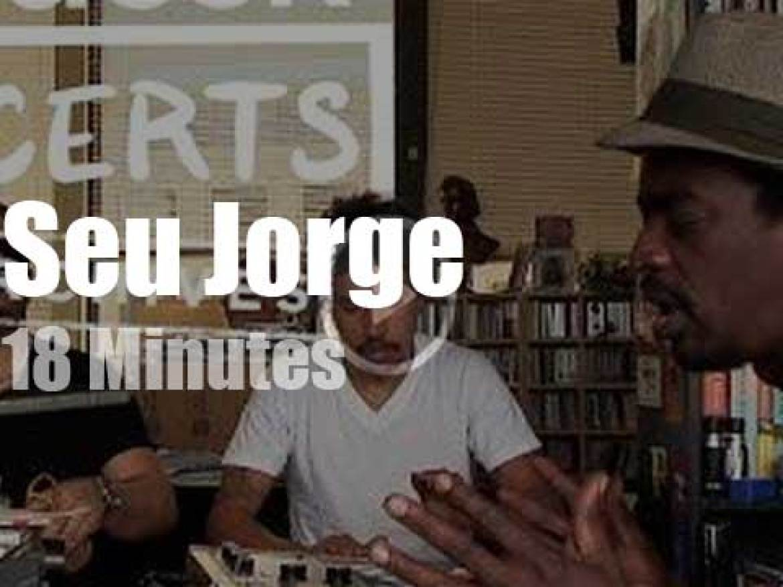 NPR Music tapes Seu Jorge (2010)
