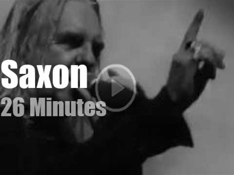 Saxon conquer Germany (2018)