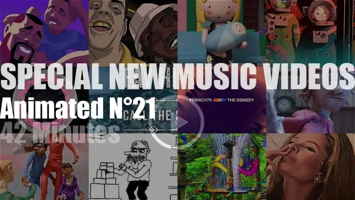 Special New Animated Music Videos N°21