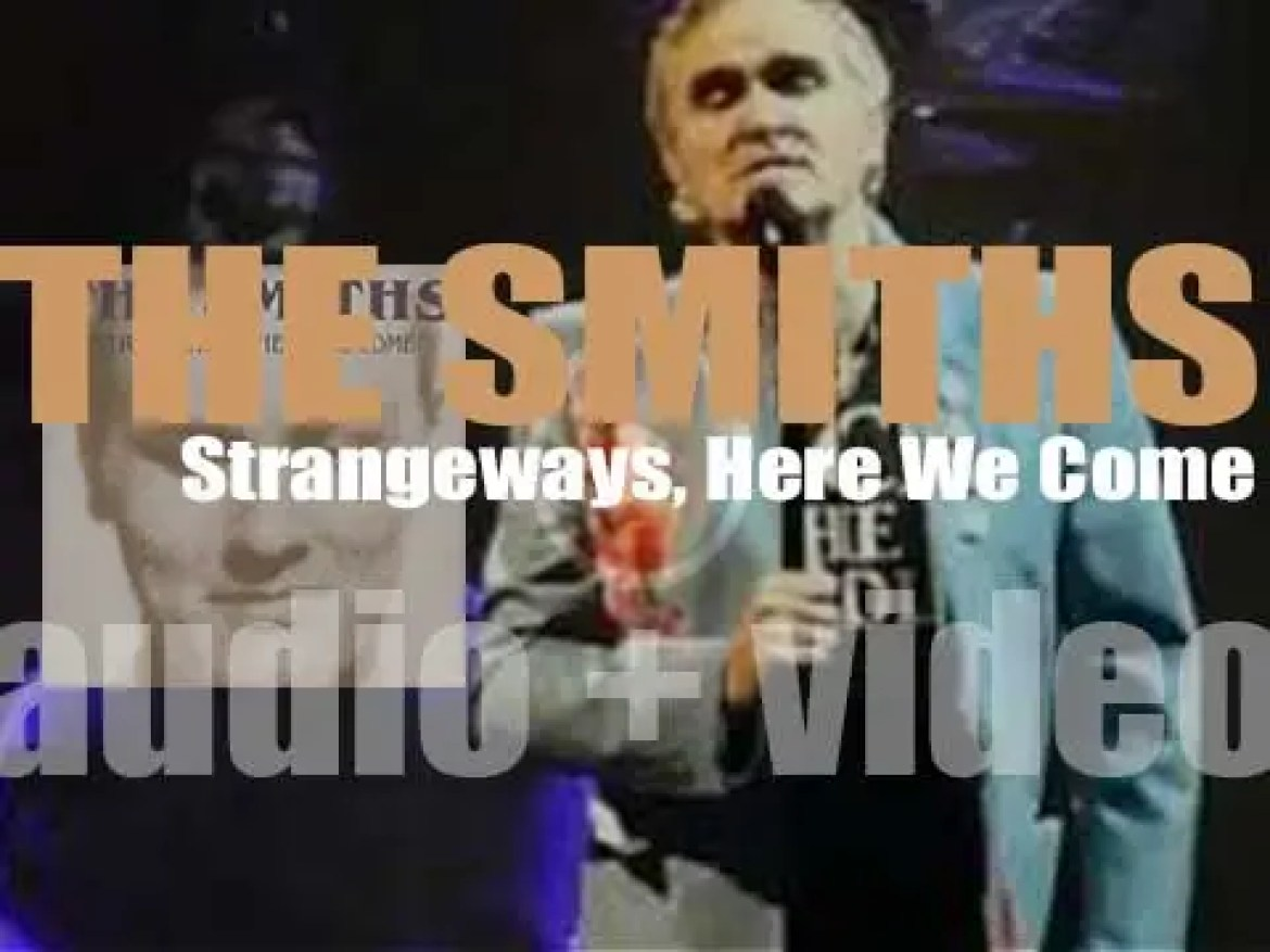 Rough Trade publish The Smiths' fourth and final album : 'Strangeways, Here We Come' (1987)