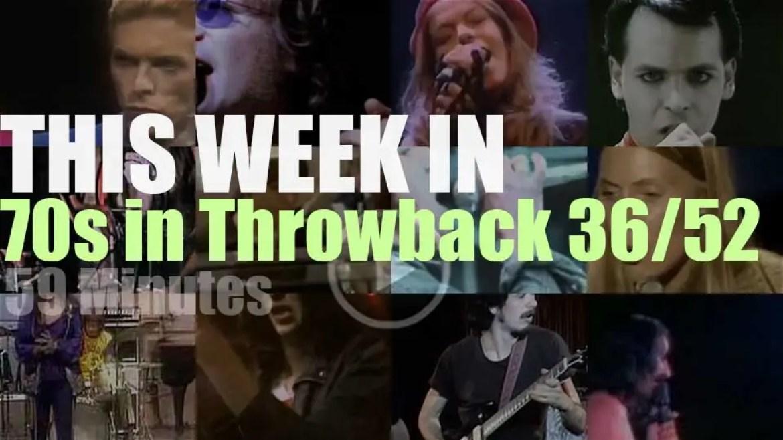 This week In '70s Throwback' 36/52