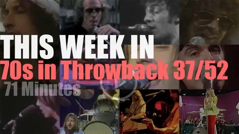 This week In '70s Throwback' 37/52