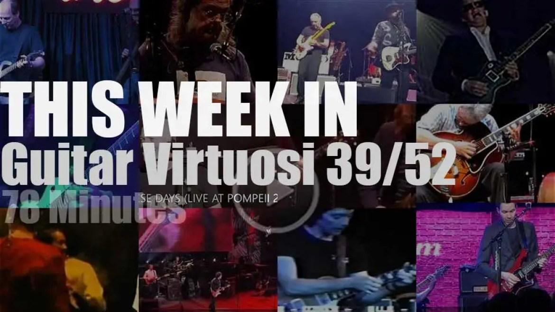 This week In Guitar Virtuosi 39/52
