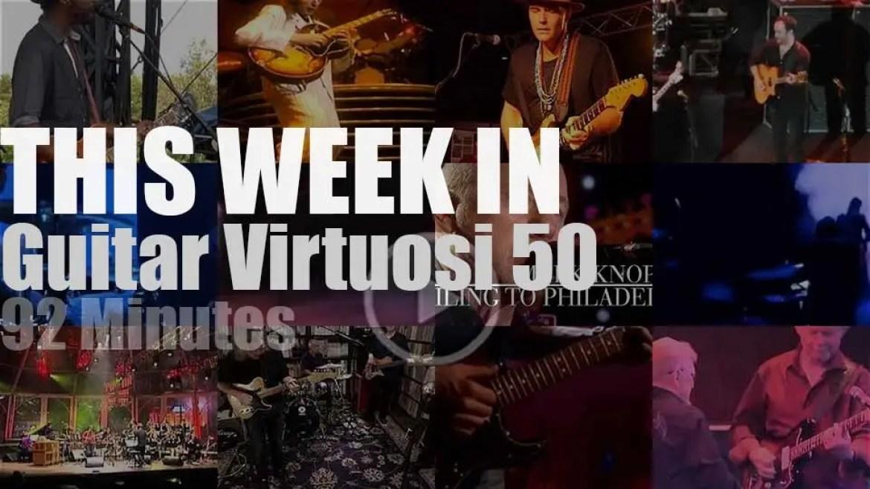 This week In Guitar Virtuosi 50