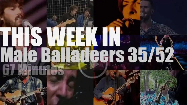 This week In Male Balladeers 35/52