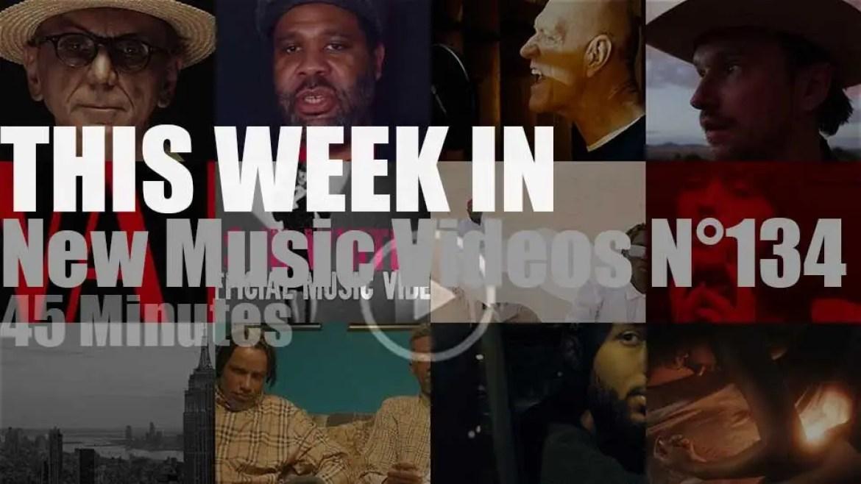 This week In New Music Videos N°134