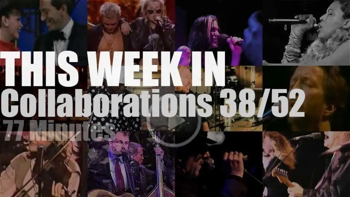 This week In One-Off Collaborations 38/52