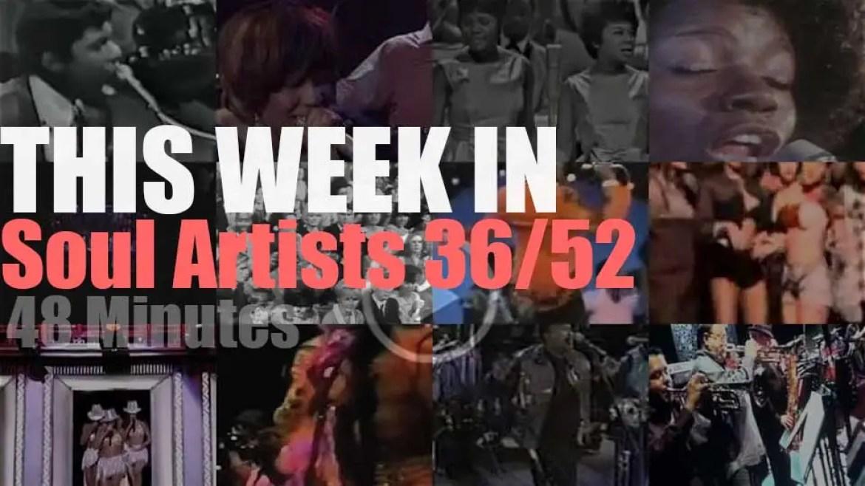 This week In Soul Artists 36/52