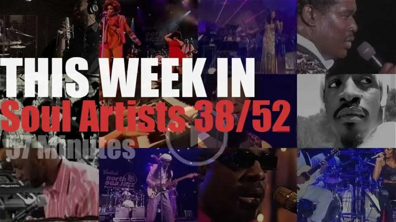 This week In Soul Artists 38/52