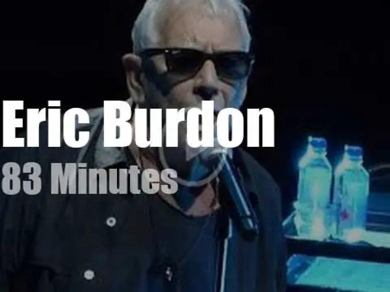 Eric Burdon comes back to Paris (2019)