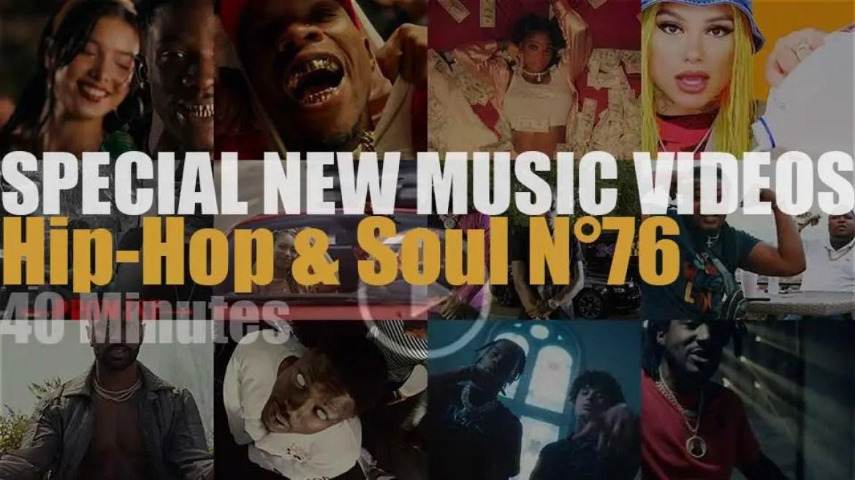 Hip-Hop & Soul  New Music Videos N°76