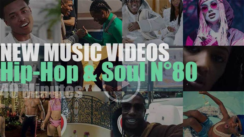 Hip-Hop & Soul  New Music Videos N°80