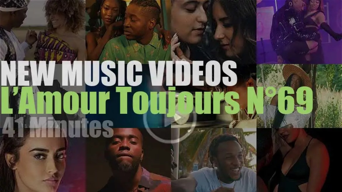 'L'Amour Toujours' New Music Videos N°69
