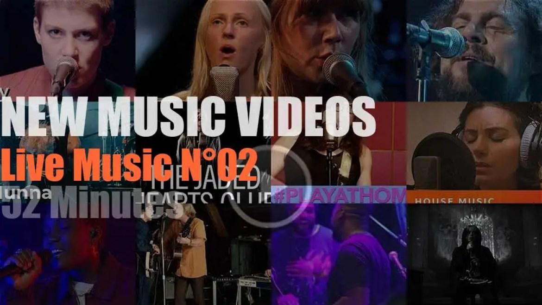 'Live Music'  New Music Videos N°02