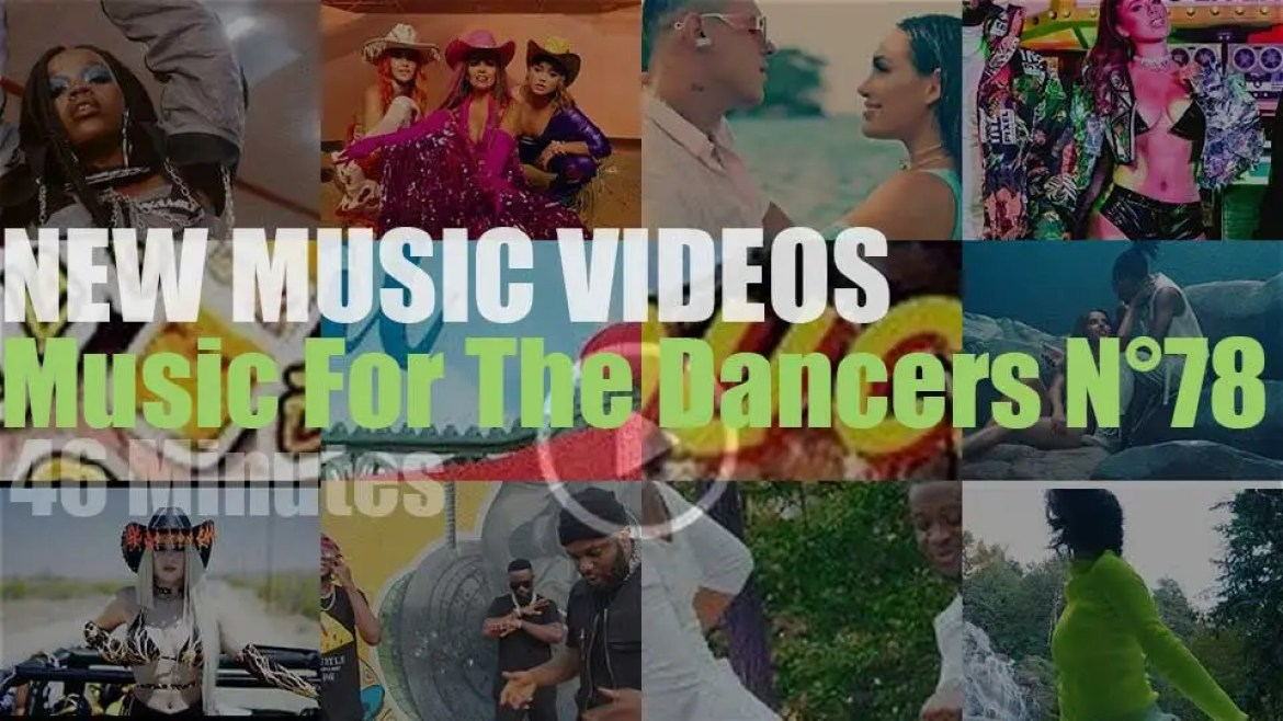 'Music For The Dancers'  New Music Videos N°78