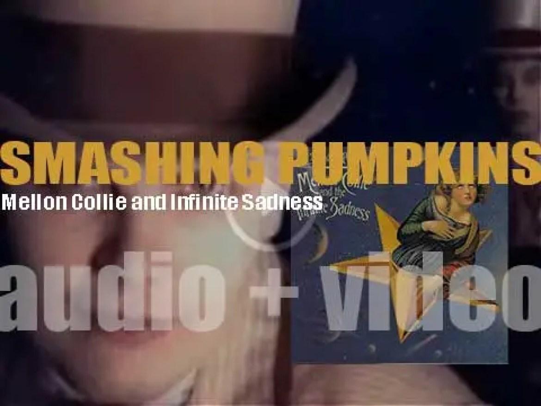 Virgin publish Smashing Pumpkins third studio album : 'Mellon Collie and Infinite Sadness' featuring '1979' and 'Tonight, Tonight' (1995)
