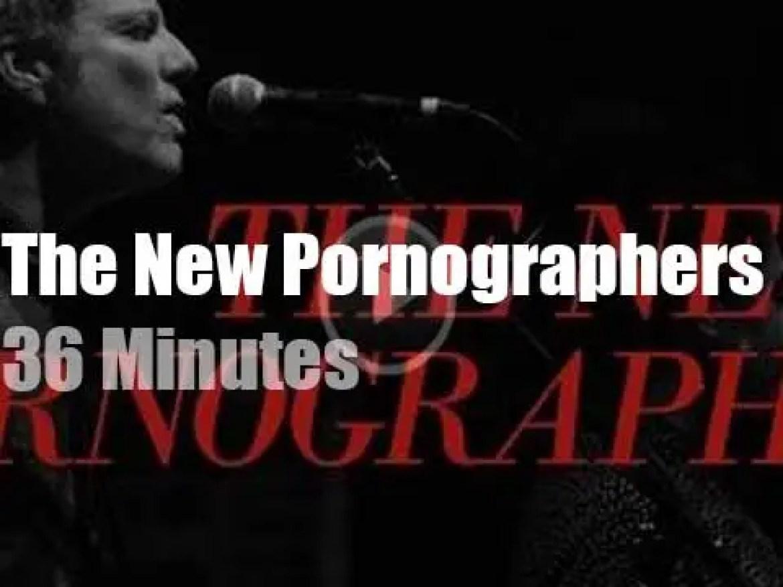 The New Pornographers travel to Toronto (2017)