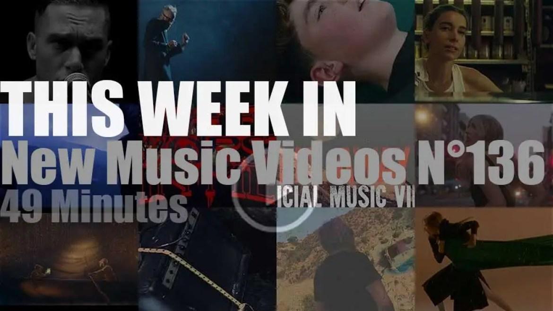 This week In New Music Videos N°136