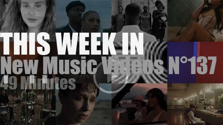 This week In New Music Videos N°137
