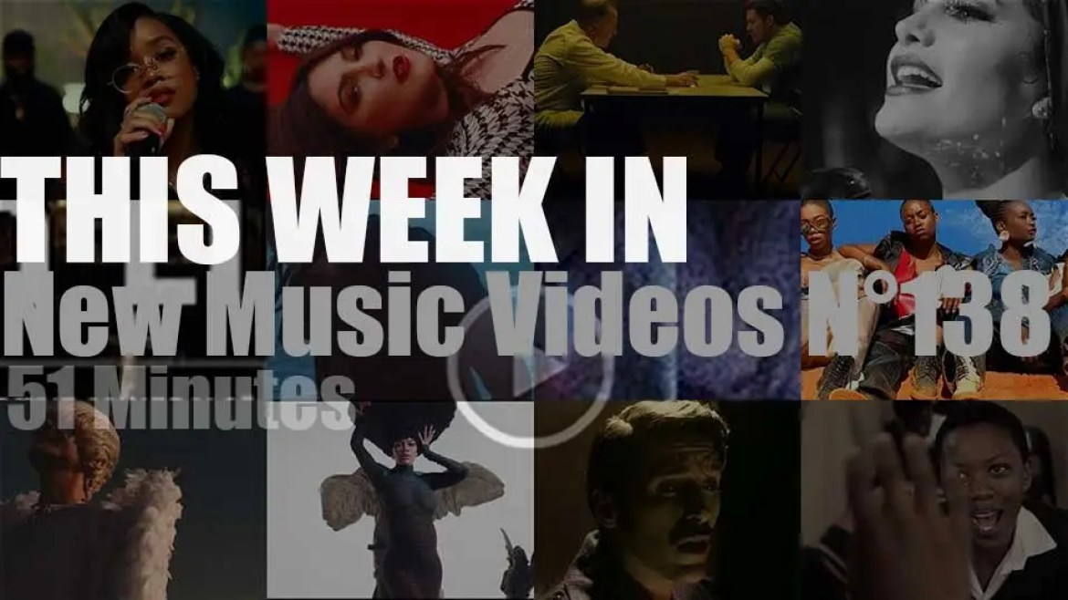 This week In New Music Videos N°138