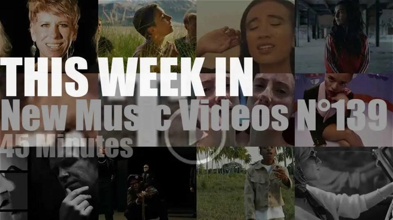 This week In New Music Videos N°139