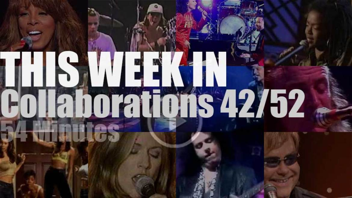 This week In One-Off Collaborations 42/52
