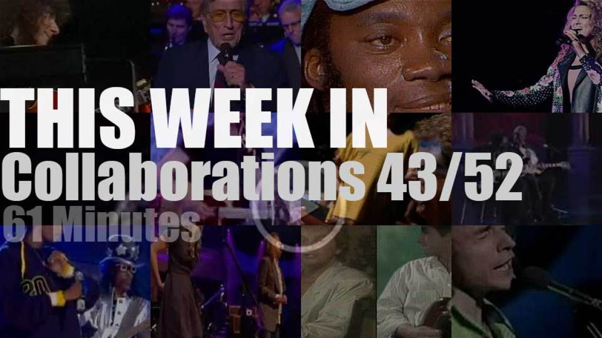 This week In One-Off Collaborations 43/52